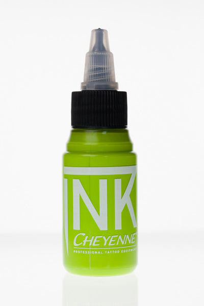 Cheyenne Ink - Green Mamba