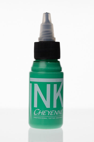 Cheyenne Ink - Green Mint