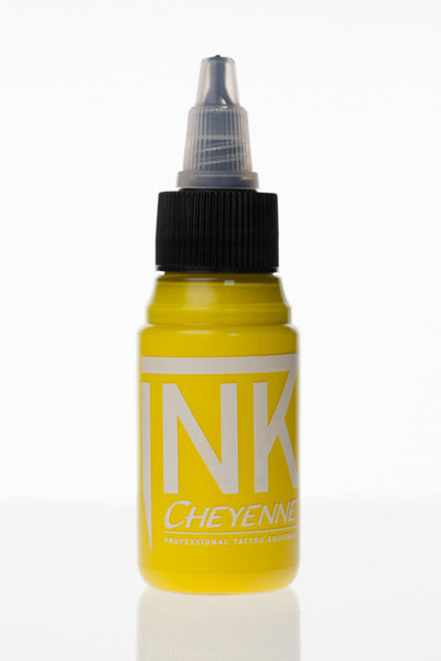 Cheyenne Ink - Pure Yellow