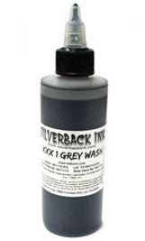 Silverback Ink 120 ml XXX Greywash 1