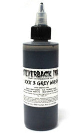 Silverback Ink 120 ml XXX Greywash 3