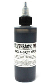 Silverback Ink 120 ml XXX Greywash 4
