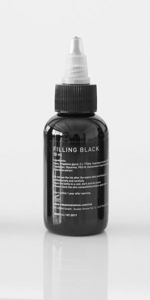 Cheyenne Ink - Filling Black - 50ml