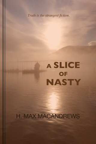 A Slice of Nasty - H. Max Macandrews SECOND EDITION - Ltd edition Hardback  (POSTAGE INCLUDED)