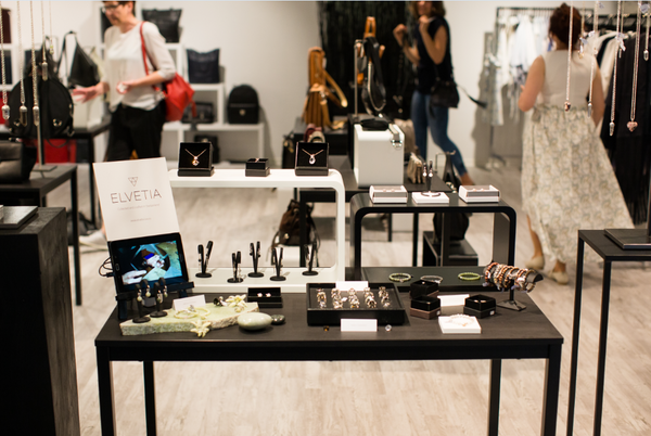 ELVETIA Brand Launch at avecNono Store Zürich 2018