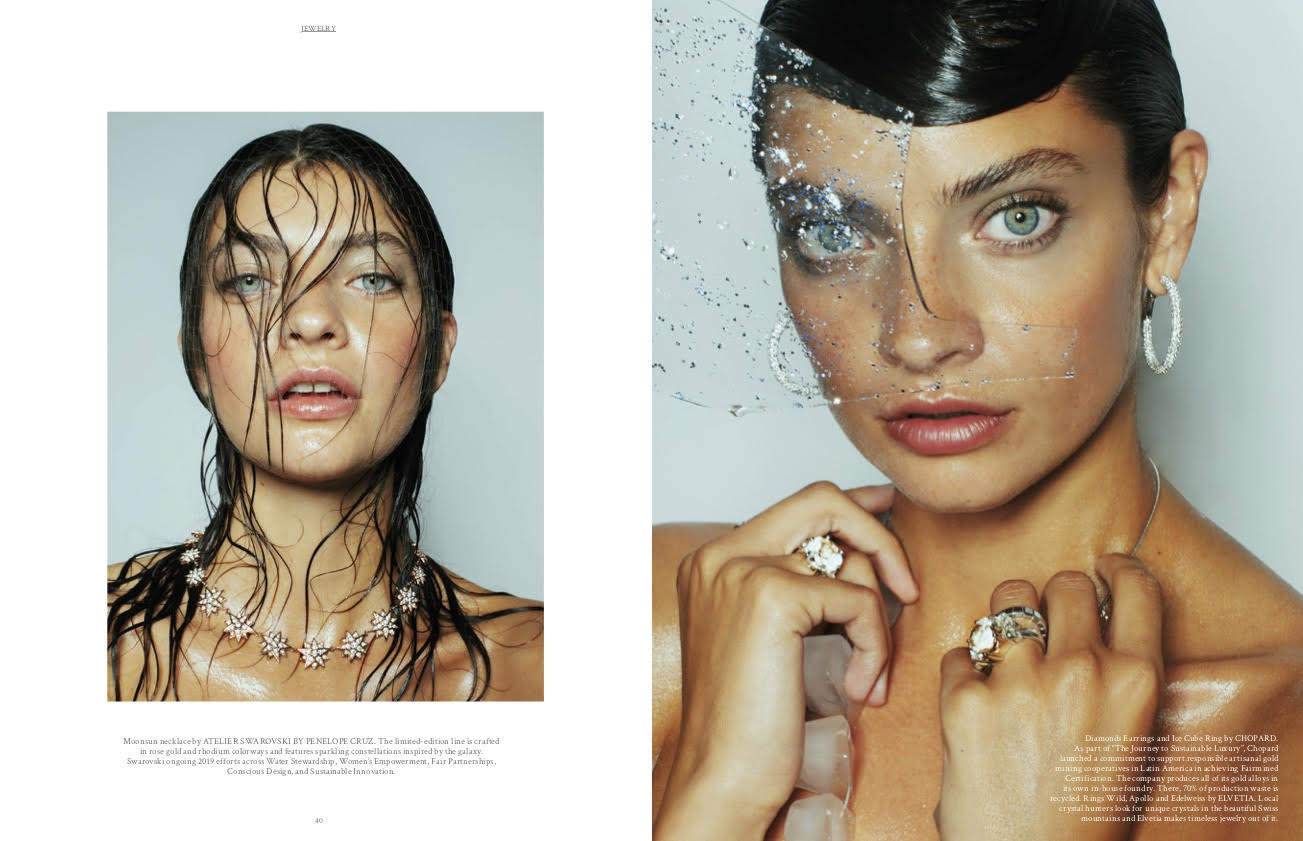 Luxiders Magazin ELVETIA Shooting with Chopard and Cartier