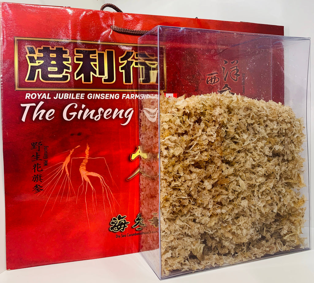 加拿大邮寄-金丝燕窝碎 / Dried Golden Silky Birds Nest Powder (Order to Canada)