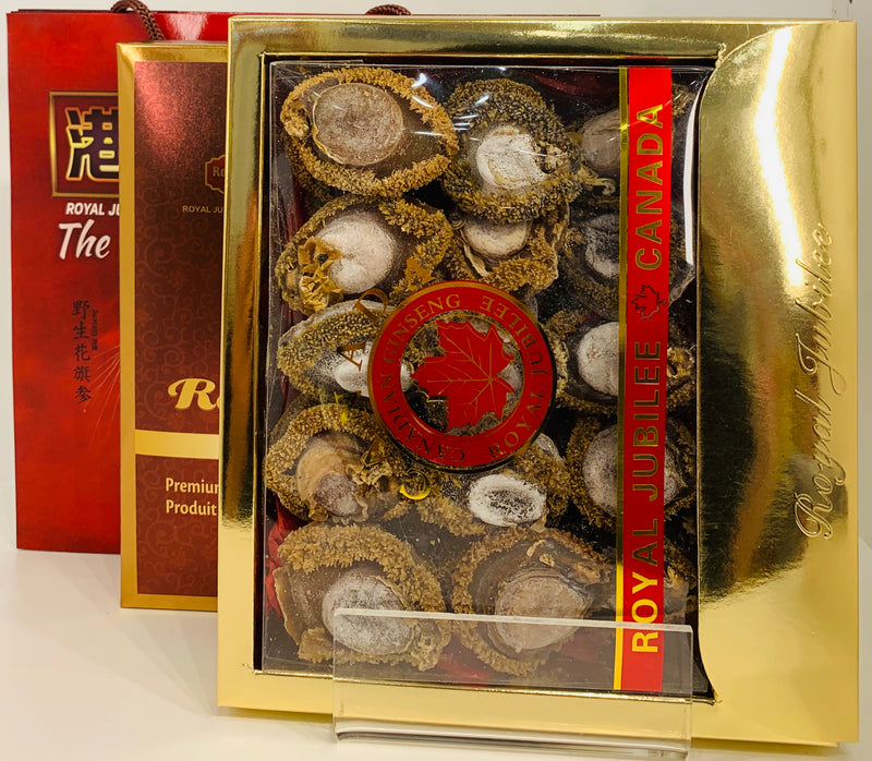 加拿大邮寄-南非鲍鱼 28-38头 / Order within Canada - Dried Abalone 28-38 pcs
