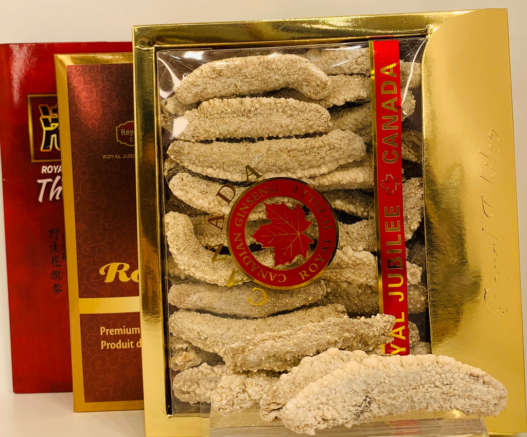 加拿大邮寄-黄玉刺参 / Dried Sea Cucumber (Order to Canada)
