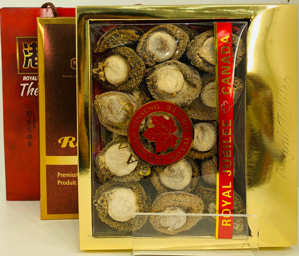 加拿大邮寄-南非鲍鱼 25-30头 / Order within Canada - Dried Abalone 25-30 pcs