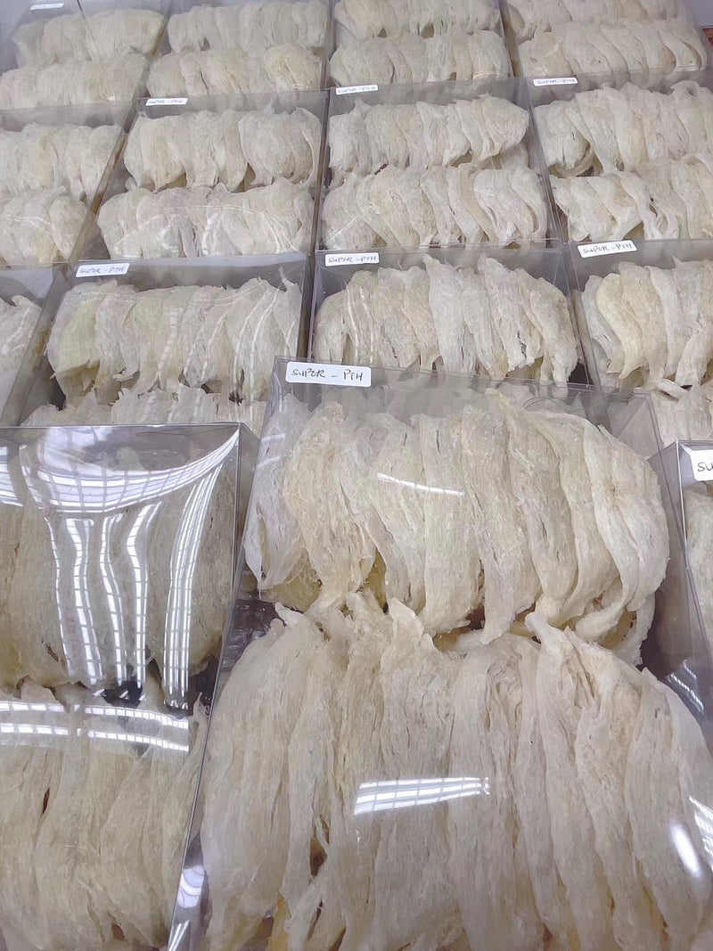 中国邮寄-印尼白燕窝:大盏条 / Dried Indonesian White Birds Nest Large Broken (Order to China)