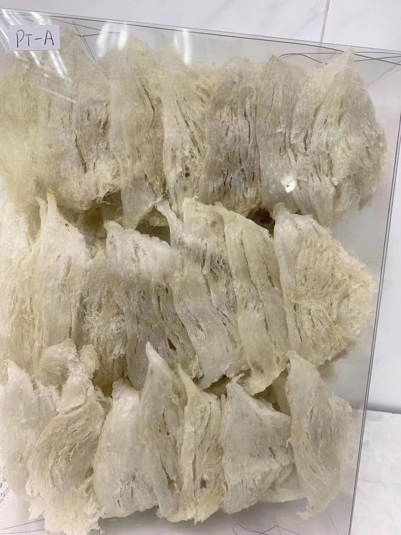 中国邮寄-印尼白燕窝:三角肉条/ Dried Indonesian White Birds Nest: Triangle Strand (Order to China)