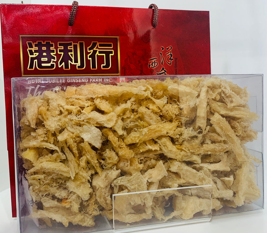 加拿大邮寄-金丝燕窝角-小 / Dried Golden Silky Birds Nest Broken - Small (Order to Canada)