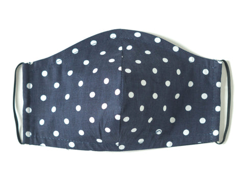 POLKADOT FACE MASK
