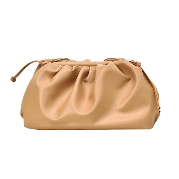 POUCH CLUTCH BAG - 4 COLORS (SMALL)