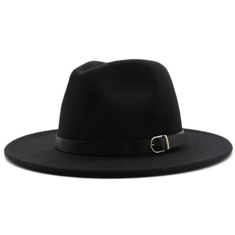FEDORA WOOL HAT - 7 COLORS