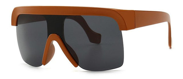 SHIELD SUNGLASSES - 6 COLORS
