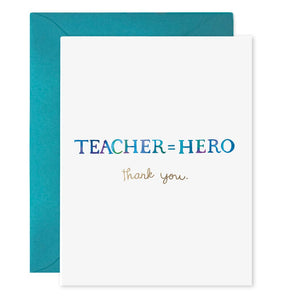 Teacher Hero