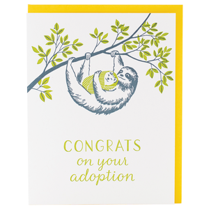 Sloths Adoption