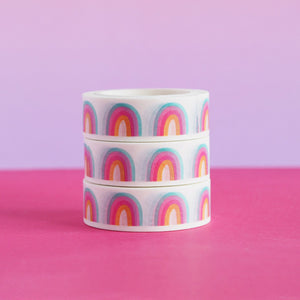 Candy Rainbow Washi Tape