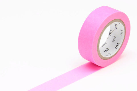 Shocking Pink MT Tape