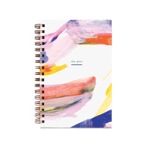 Rainbow Weekly Jotter