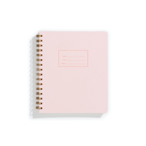 Pink Lemonade Notebook