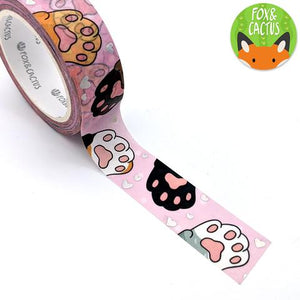 Cat Beans Washi Tape