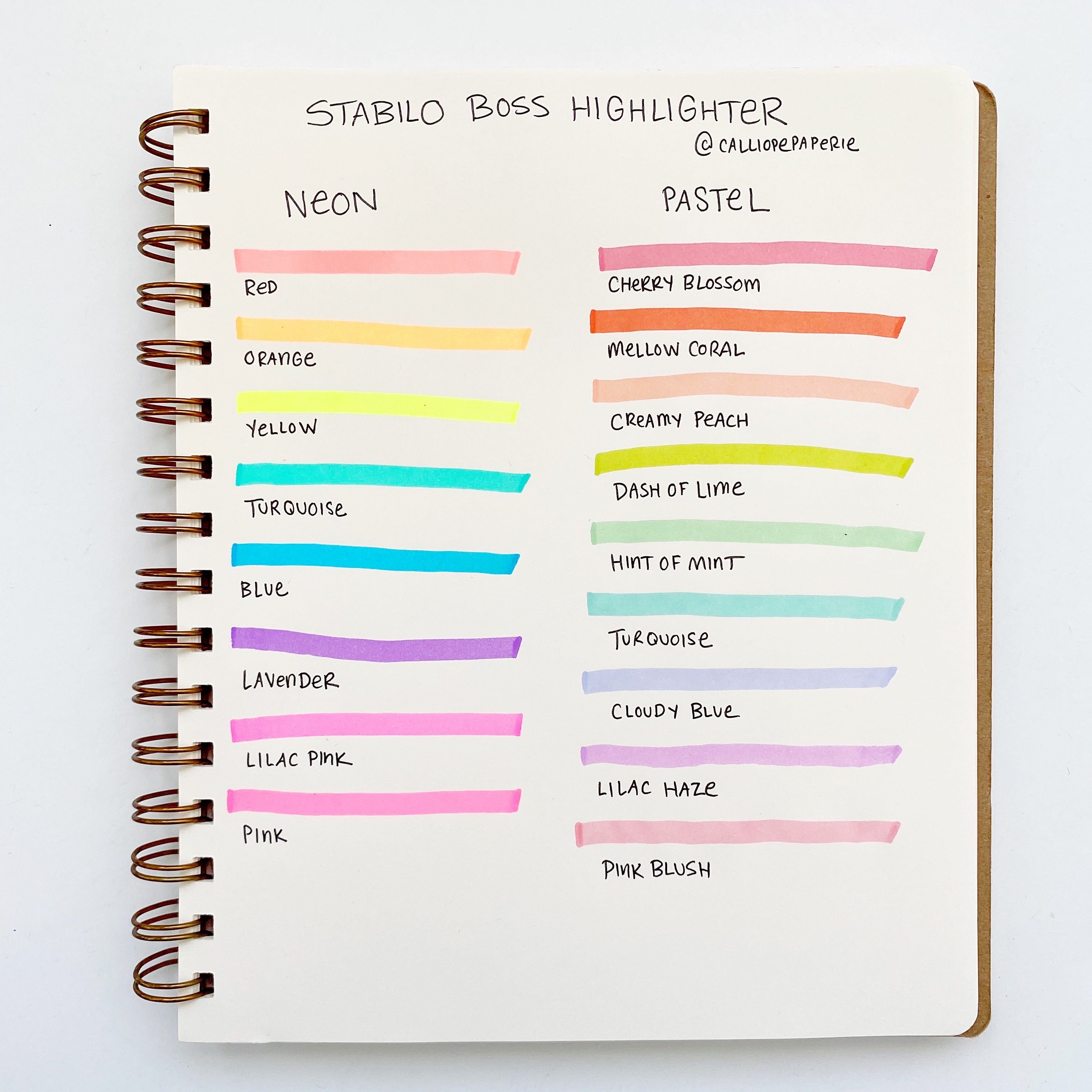 Stabilo BOSS Highlighters - Neon