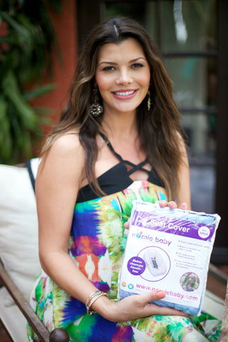 Ali Landry is a Fan of Nomie Baby