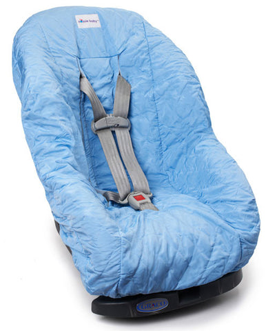 Light Blue Toddler Car Seat Cover for Kids