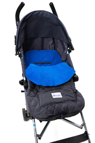 Royal Blue Infant Cozy Footmuff