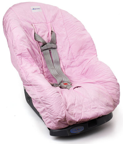 Pink Toddler Car Seat Cover for Kids
