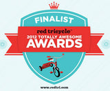 Nomie Baby's Purple Fleece-Lined Footmuff Stroller Blanket is a Red Tricycle Finalist