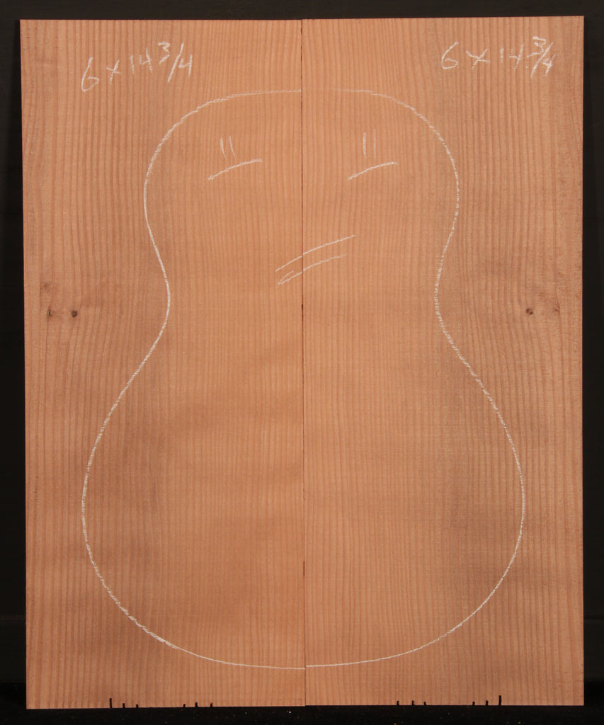 Ukulele Curly Sinker Redwood Top 11