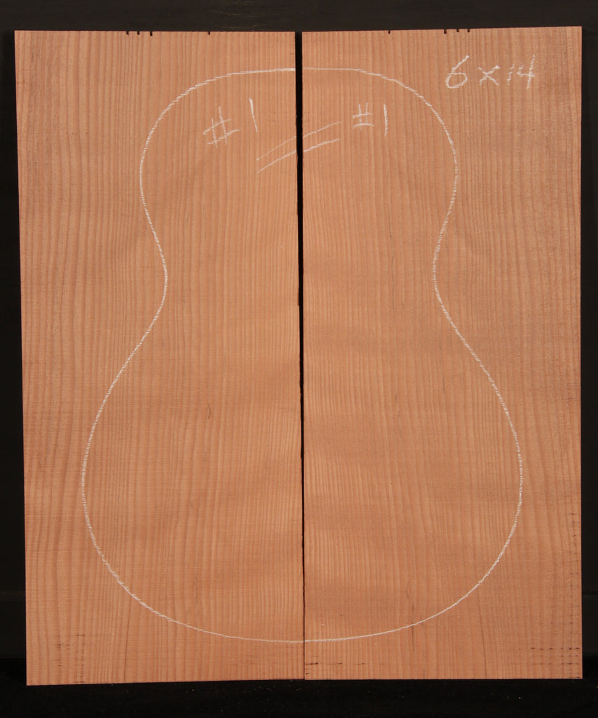 Ukulele Curly Sinker Redwood Top 01