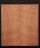 Ukulele Curly Sinker Redwood Top 27