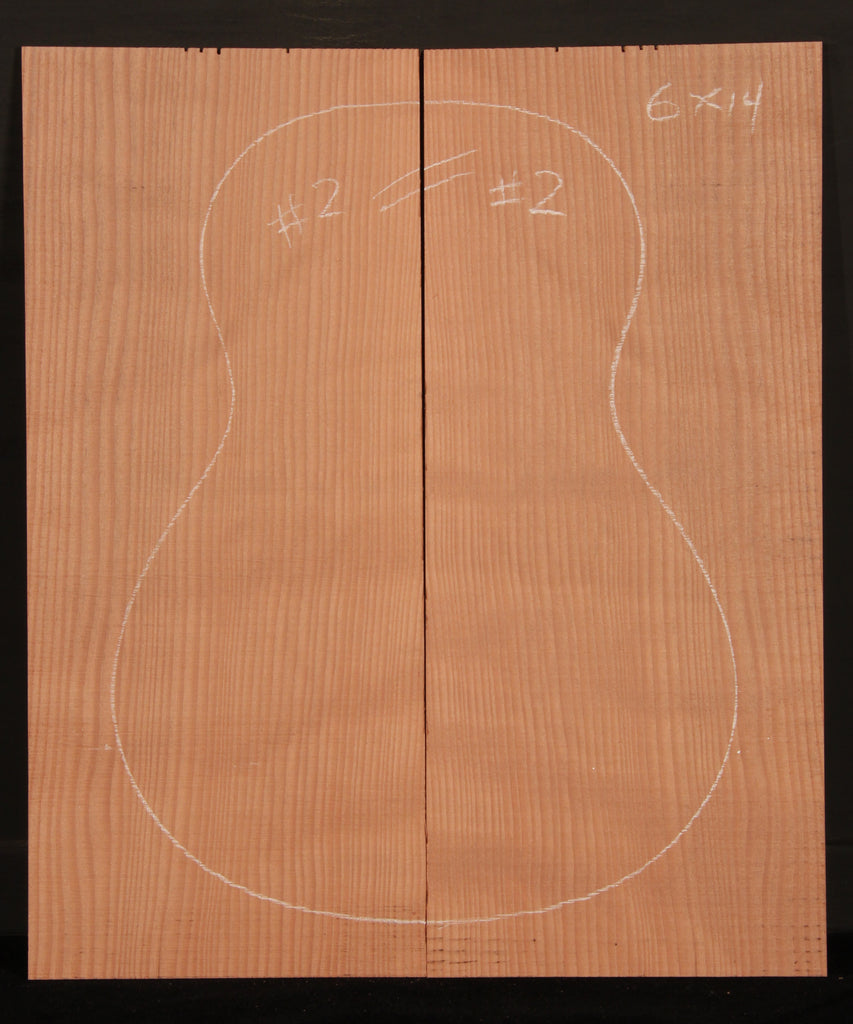 Ukulele Curly Sinker Redwood Top 02