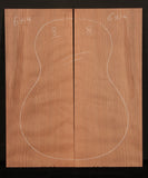 Ukulele Curly Sinker Redwood Top 08