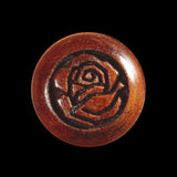 Bridge Pin Rose RW