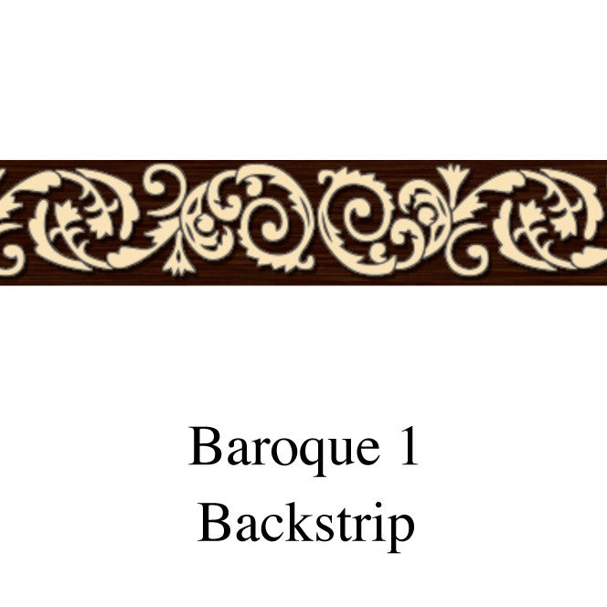 Back Strip Baroque 1