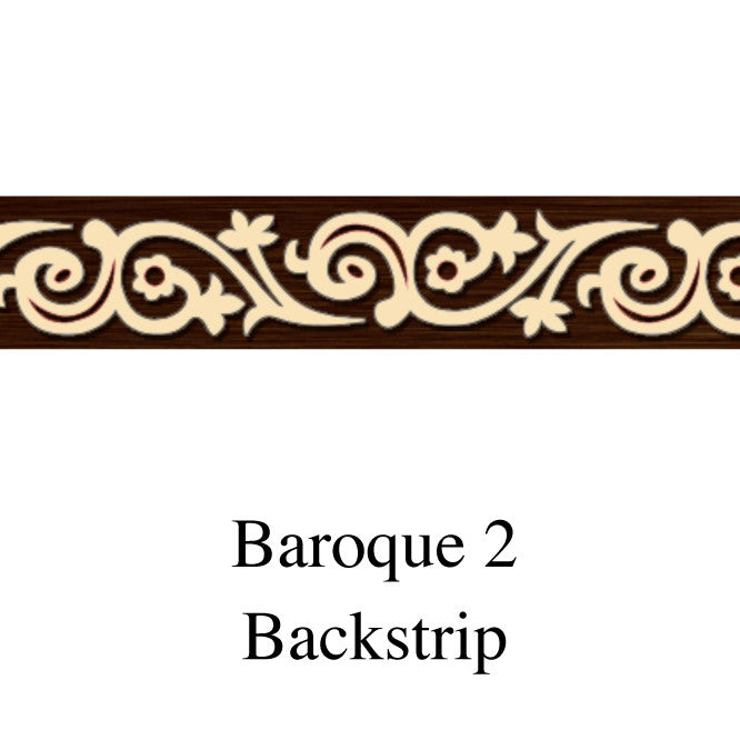 Back Strip Baroque 2