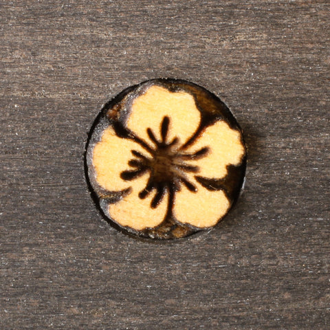 Position Marker Hibiscus
