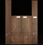Malaysian Blackwood Guitar Set 02