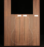 Malaysian Blackwood Guitar Set 21