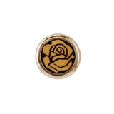 Strap But Gold Rose Lg