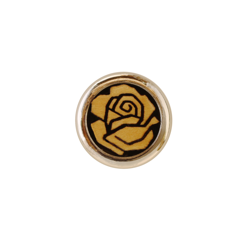 Strap But Gold Rose Std