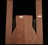 Walnut, Curly Claro set 48