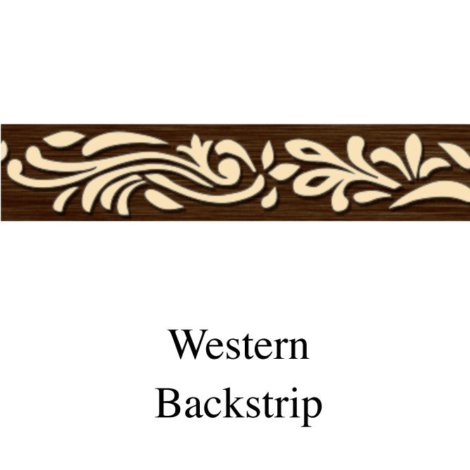 Back Strip Western