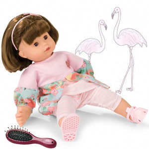 Gotz Muffin Flamingo Love Doll